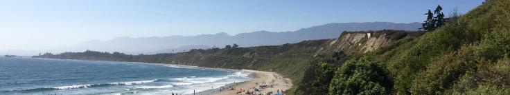 Santa Barbara viajar en familia