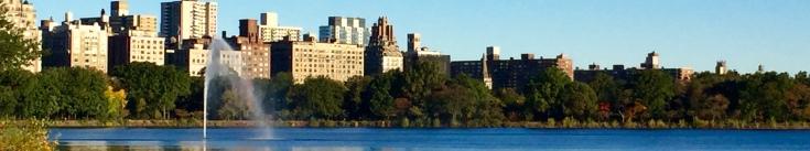 Central park viajar en familia