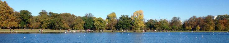 Kensington Gardens viajar en familia