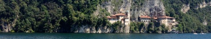Santa Caterina del Sasso viajar en familia