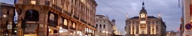 Milan viajar en familia