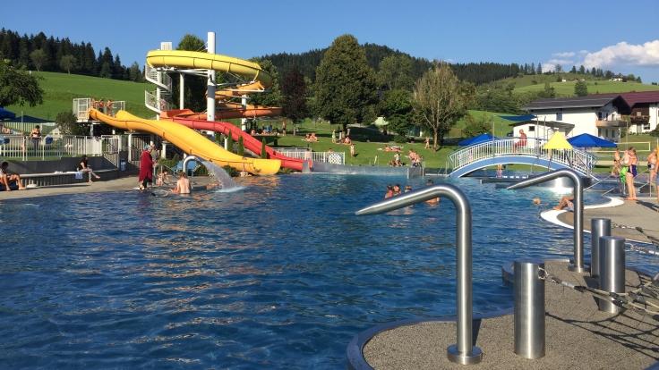 Piscinas y lagos de Austria