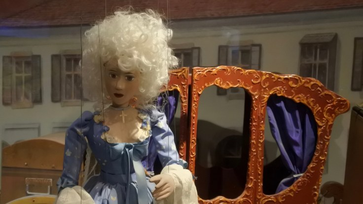 Marionetas Hohensalzburg